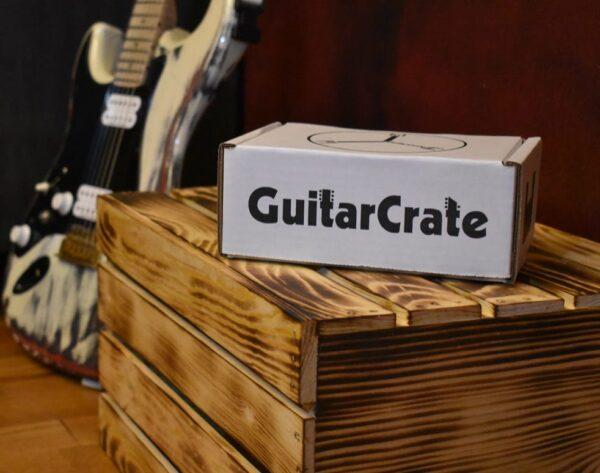 Guitar Crate for electric guitar