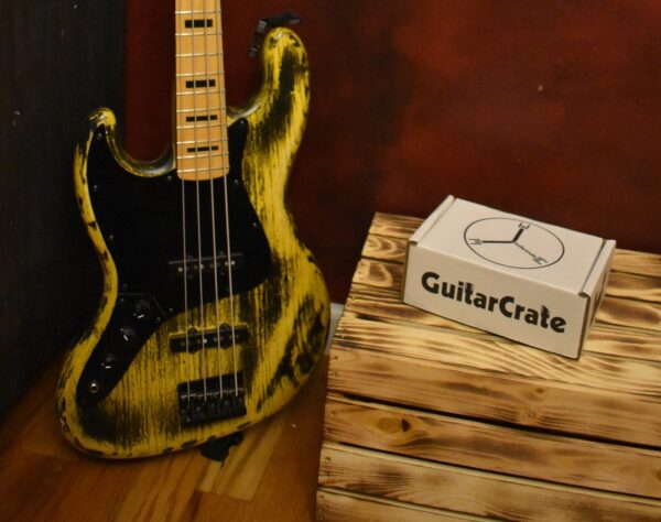 Bass Crate-Subscription Box for Bass Guitar Players